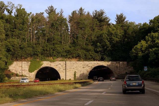 Cochran Hill Tunnel - Louisville, TN