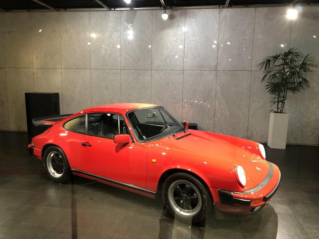 2019/07/22 Porsche 911(930)