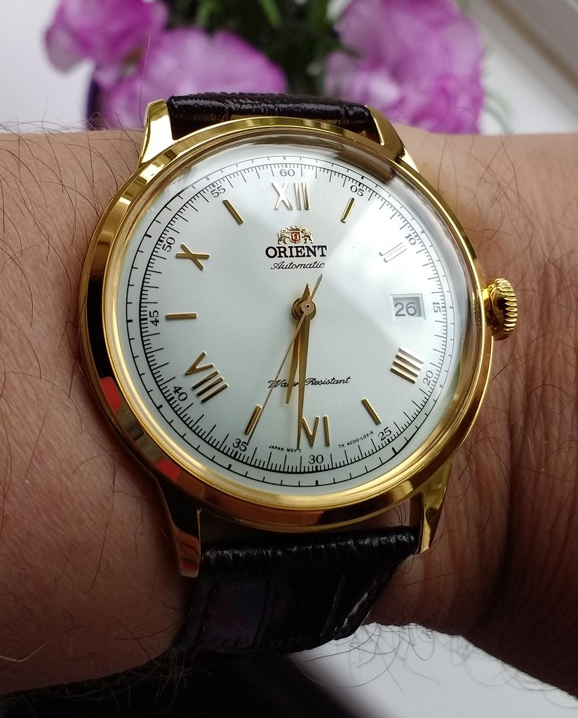 Orient Bambino 2nd Gen. Ver 2 FAC00007W0 (Cal F6724)