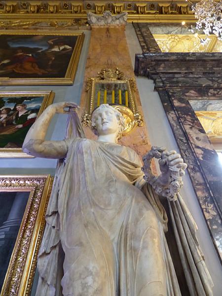 statue tête