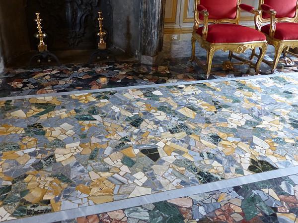 sols de marbres
