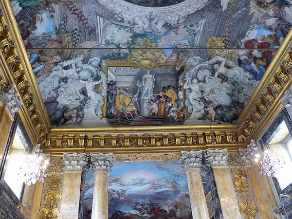 décor palais colonna