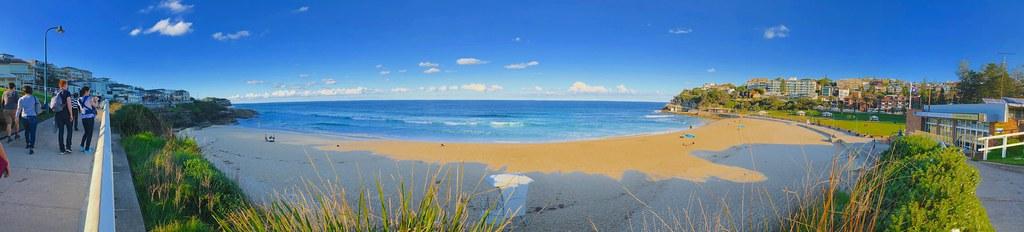 Bronte Beach, Bronte NSW Australia