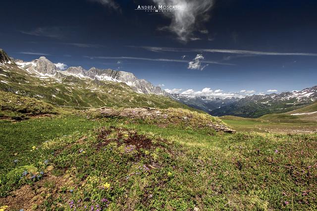 Verso l'Alpe San Giacomo - Alta Val Formazza e Canton Ticino (Italy - Switzerland)