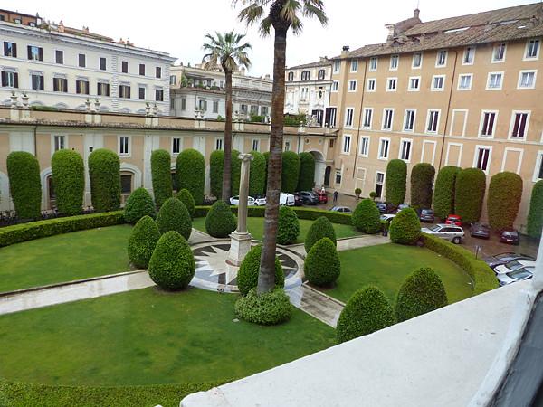 jardins galerie colonna