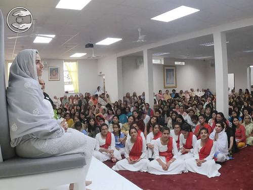 A View of Satsang Programme