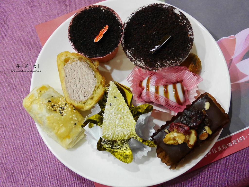 台北蔬食餐廳素食吃到飽推薦蓮池閣歐式自助餐 (8)