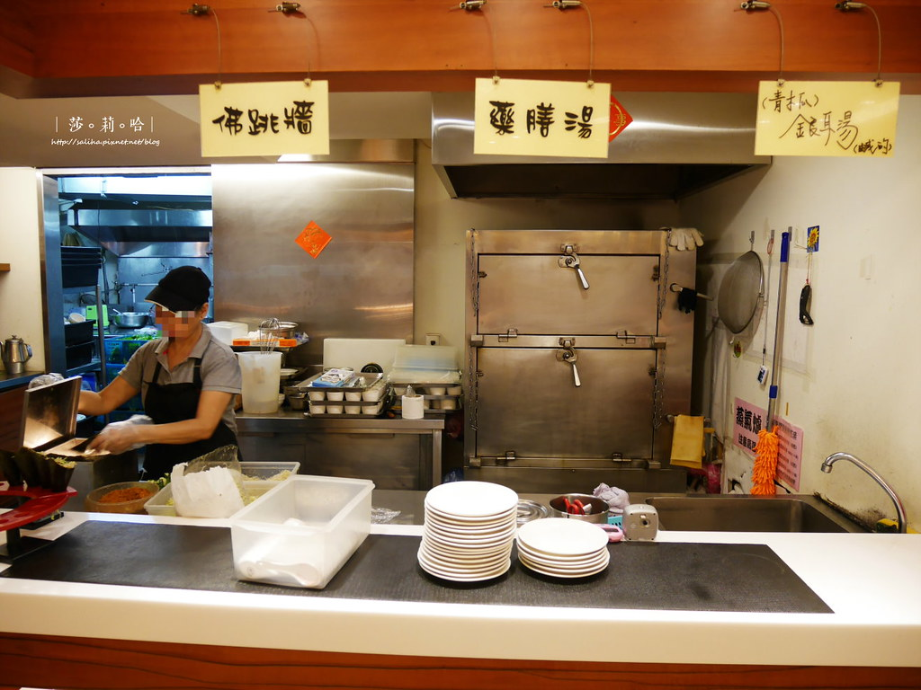 台北蔬食餐廳素食吃到飽推薦蓮池閣歐式自助餐 (6)