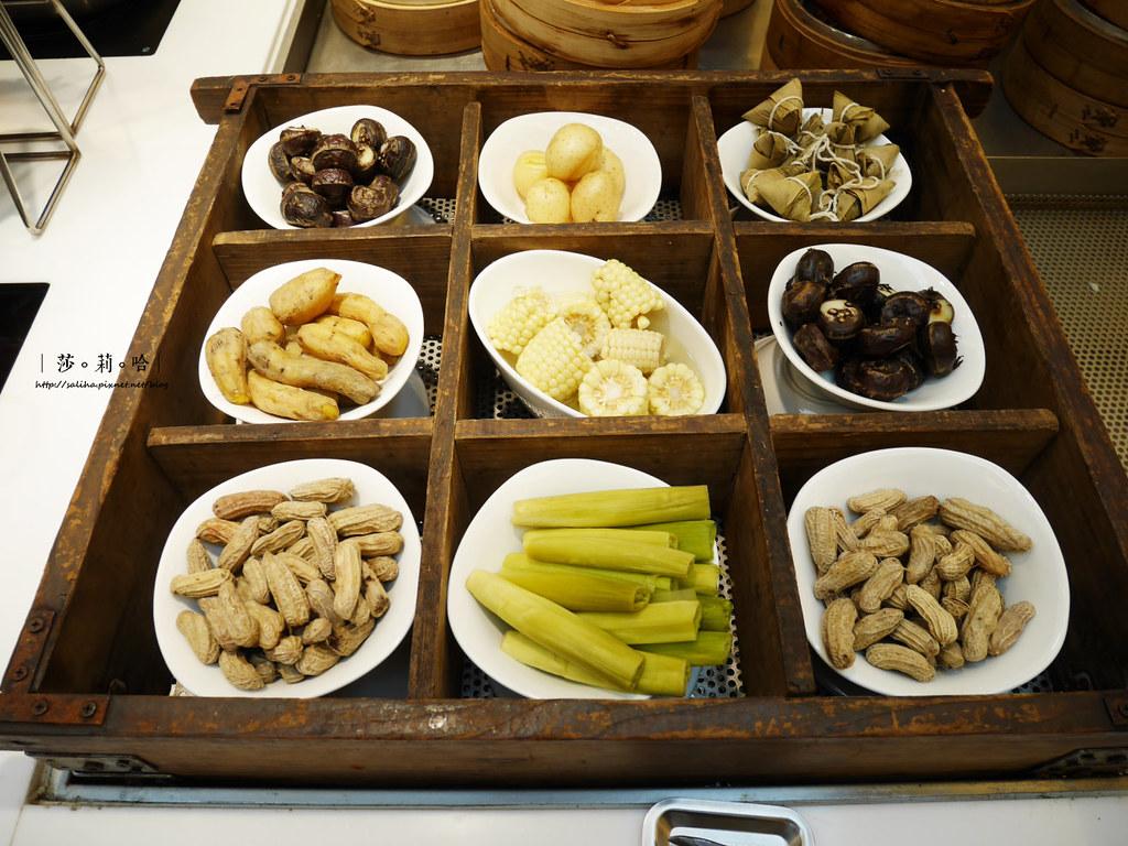 台北蔬食餐廳素食吃到飽推薦蓮池閣歐式自助餐 (5)