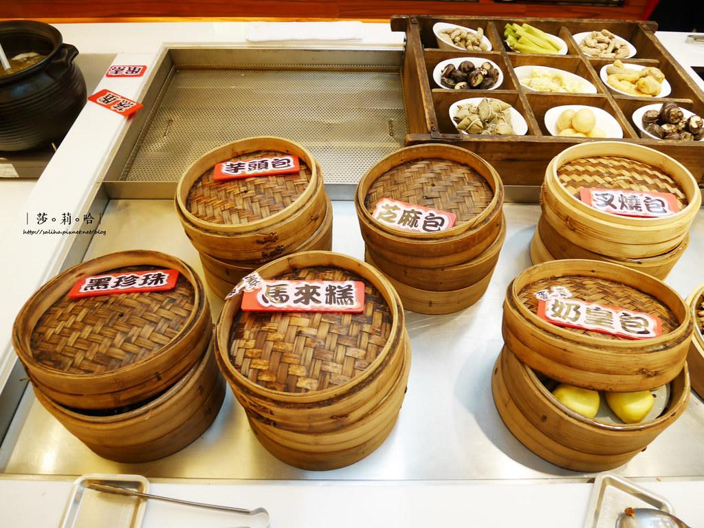 台北蔬食餐廳素食吃到飽推薦蓮池閣歐式自助餐 (3)