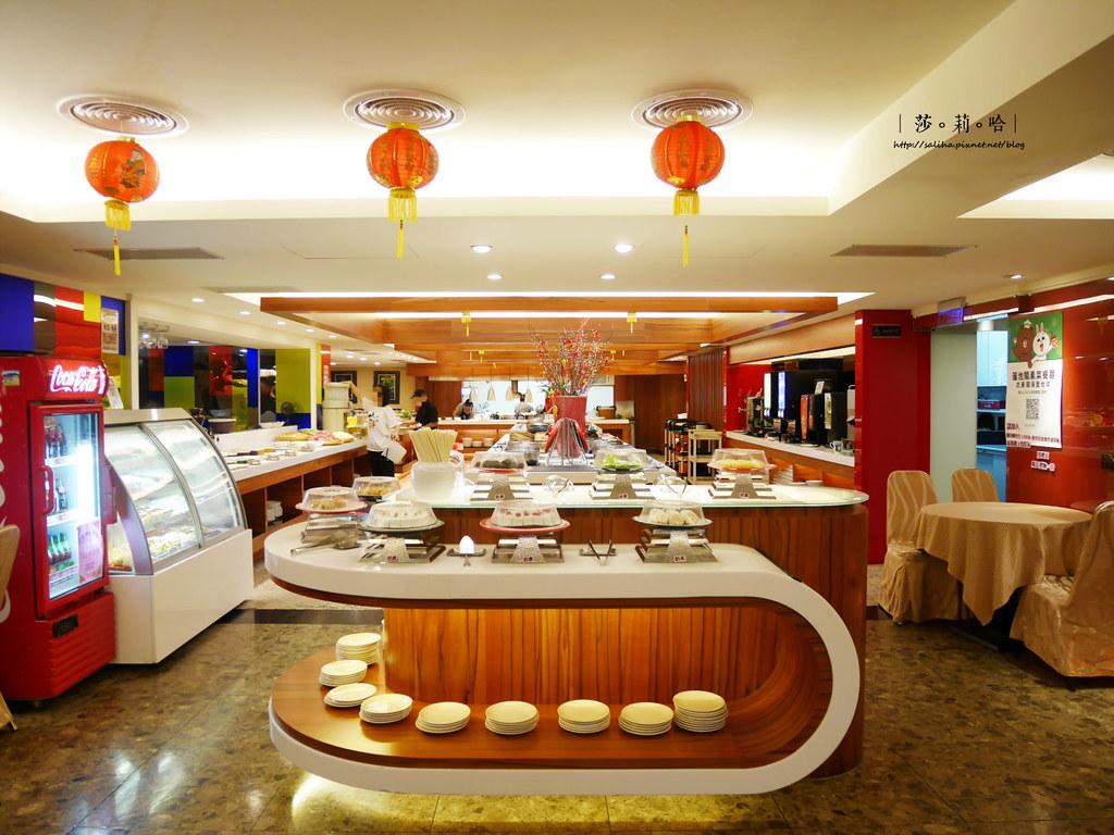 台北信義安和站附近蔬食素食吃到飽推薦蓮池閣素菜餐廳  (2)