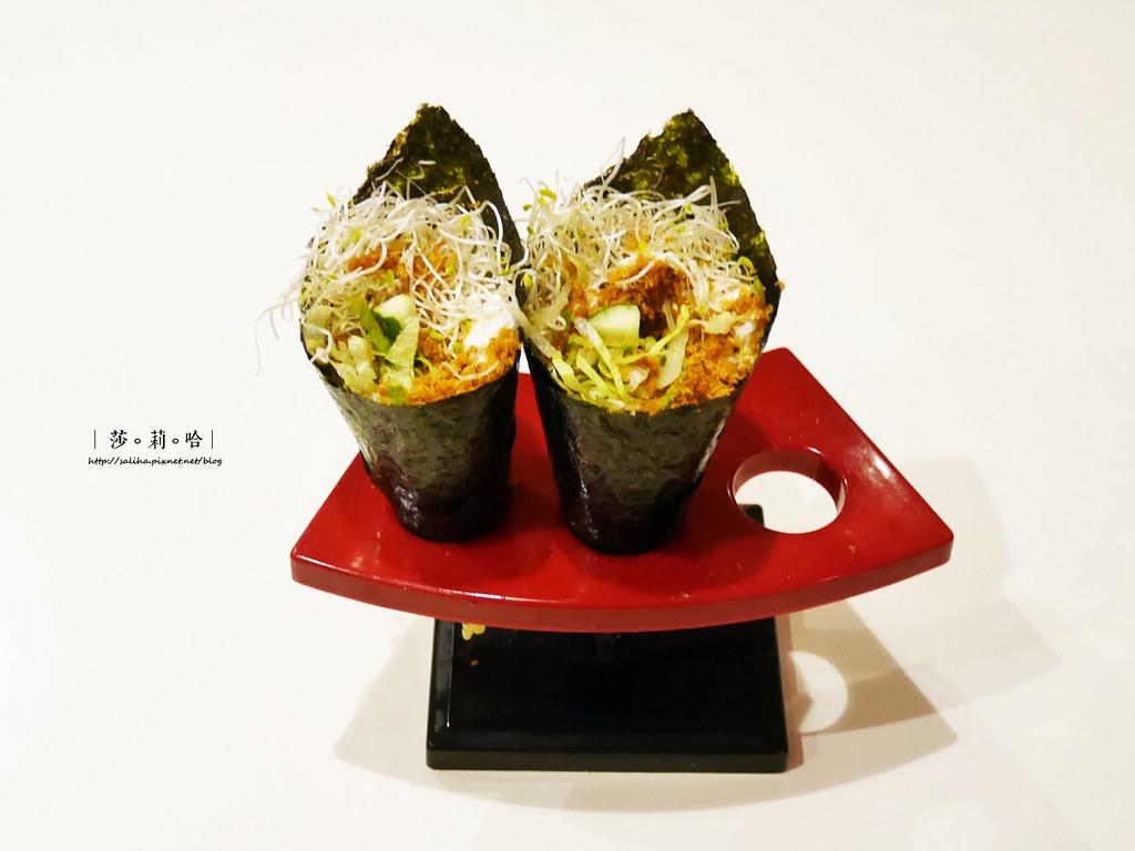 台北大安區信義路信義安和站附近美食素食吃到飽推薦蓮池閣素菜餐廳 (3)