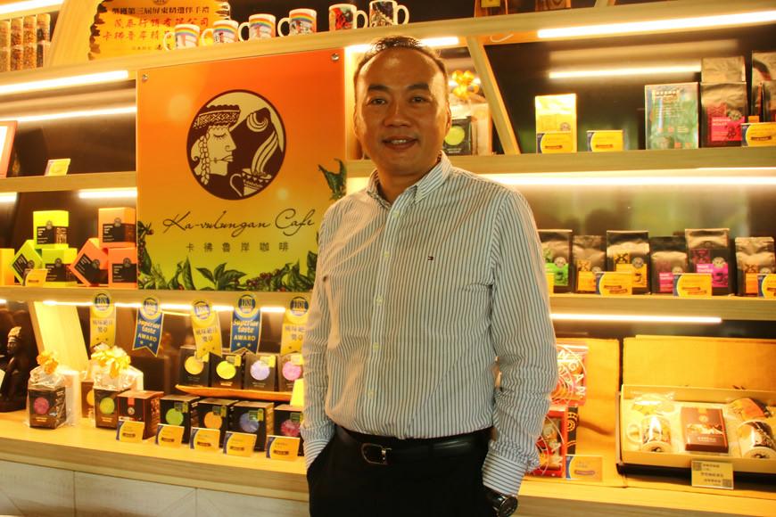 2013年1月「有限責任屏東縣原住民泰武咖啡生產合作社」完成立案,華偉傑接下合作社經理的任務。