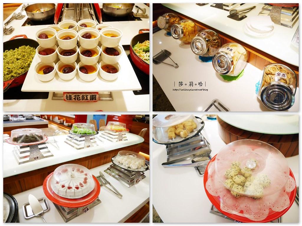 台北蔬食餐廳素食吃到飽推薦蓮池閣歐式自助餐 (14)