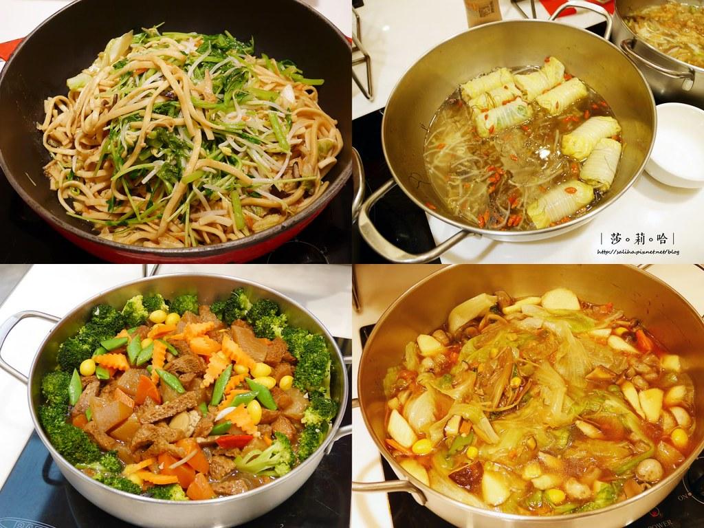 台北素食吃到飽推薦蓮池閣素菜餐廳中式料理熱炒蔬食吃素 (3)