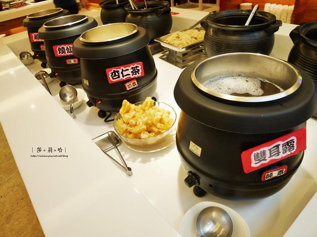 台北蔬食餐廳素食吃到飽推薦蓮池閣歐式自助餐 (4)