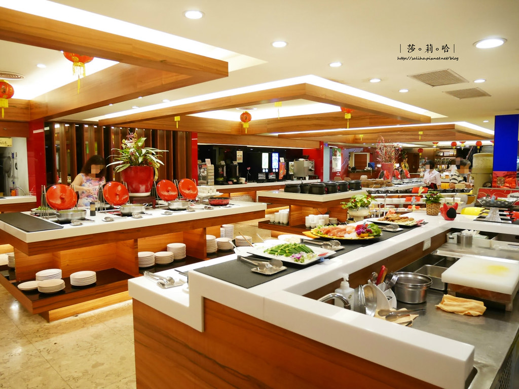 台北信義安和站附近蔬食素食吃到飽推薦蓮池閣素菜餐廳  (4)