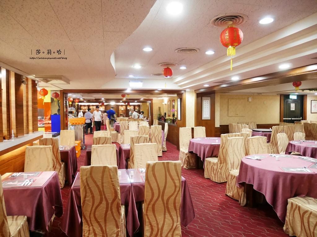 台北信義安和站附近蔬食素食吃到飽推薦蓮池閣素菜餐廳  (3)