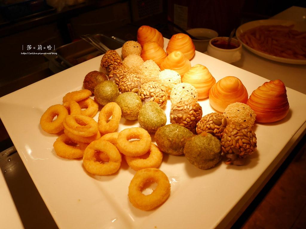 台北大安區信義路信義安和站附近美食素食吃到飽推薦蓮池閣素菜餐廳 (5)
