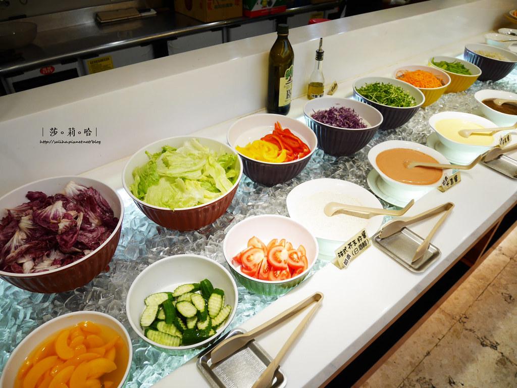 台北大安區信義路附近好吃素食吃到飽推薦蓮池閣素菜餐廳信義安和站 (3)