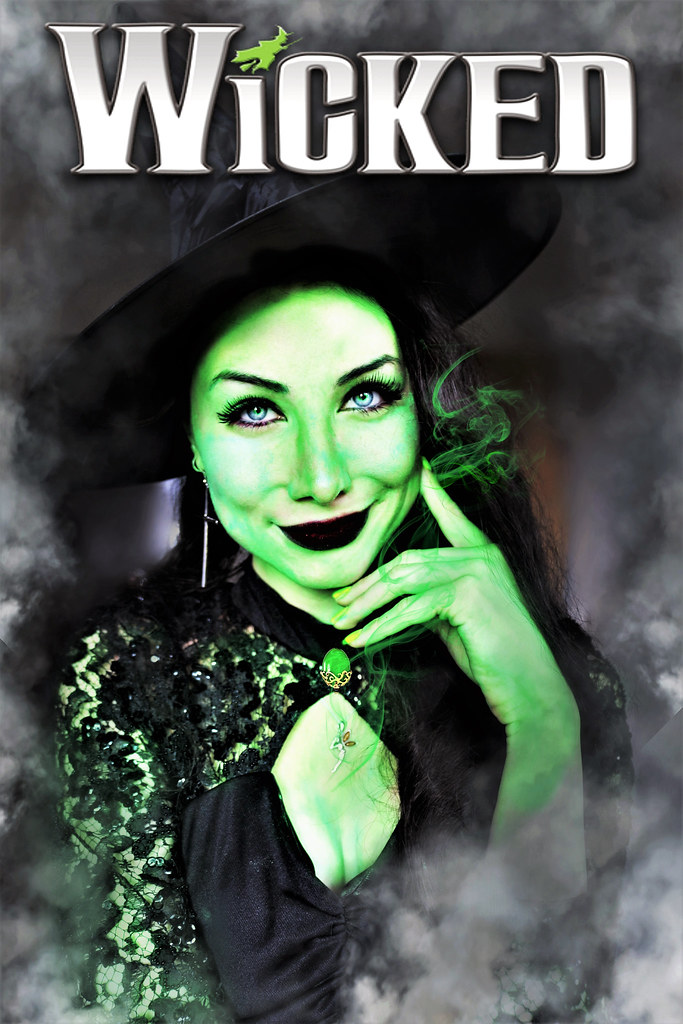 WICKED by Sarina Rose