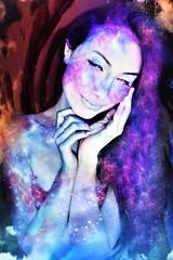 Galaxy Princess by Sarina Rose