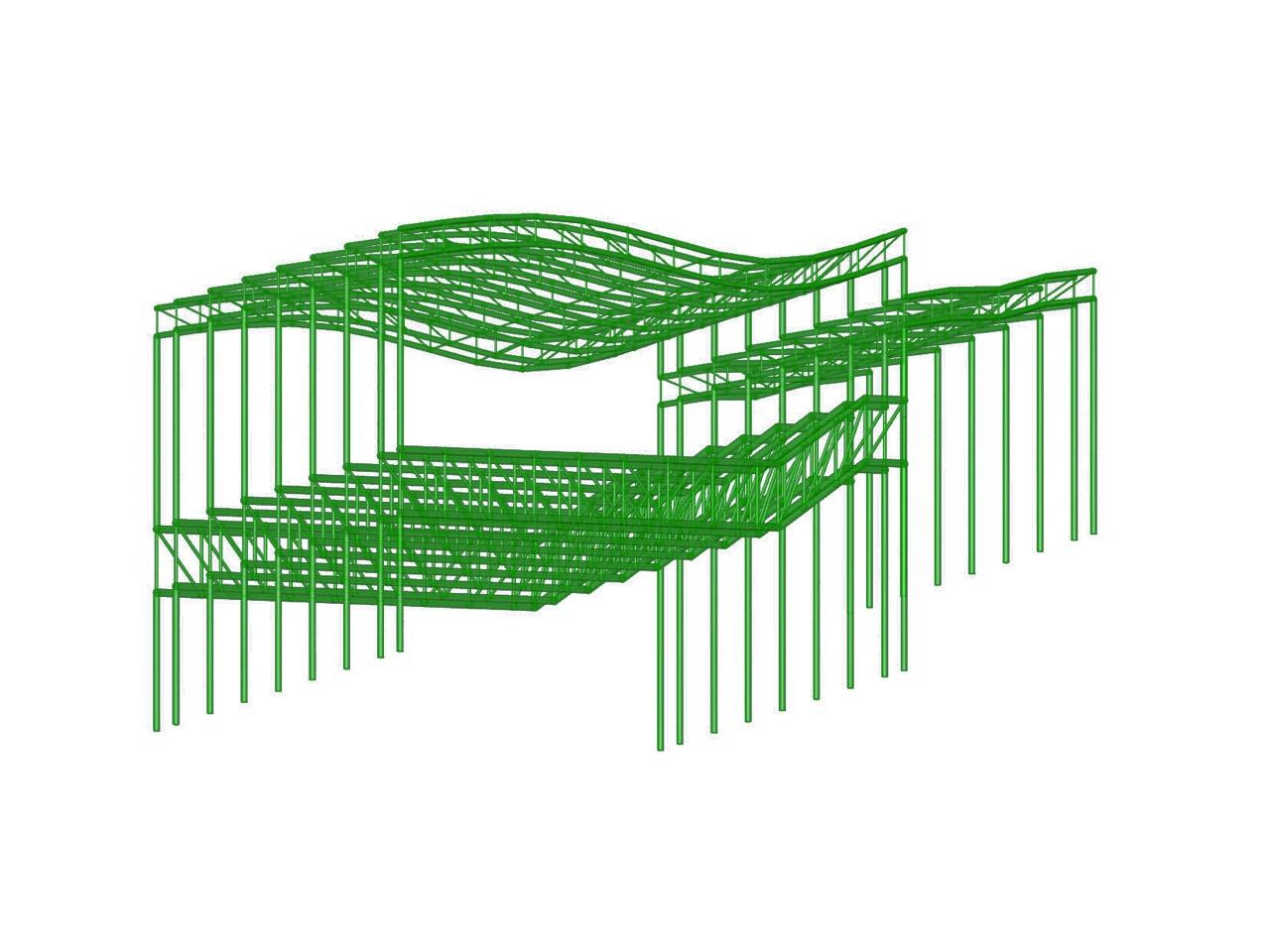Taller de Estructuras. Master Universitario en Arquitectura. Universidad de Navarra. 2018-19