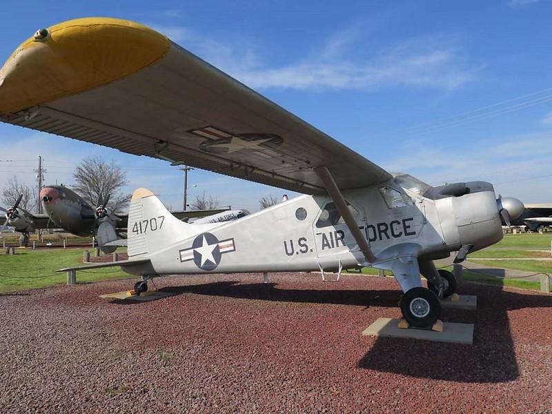 de Havilland Canadá U-6A Beaver 1
