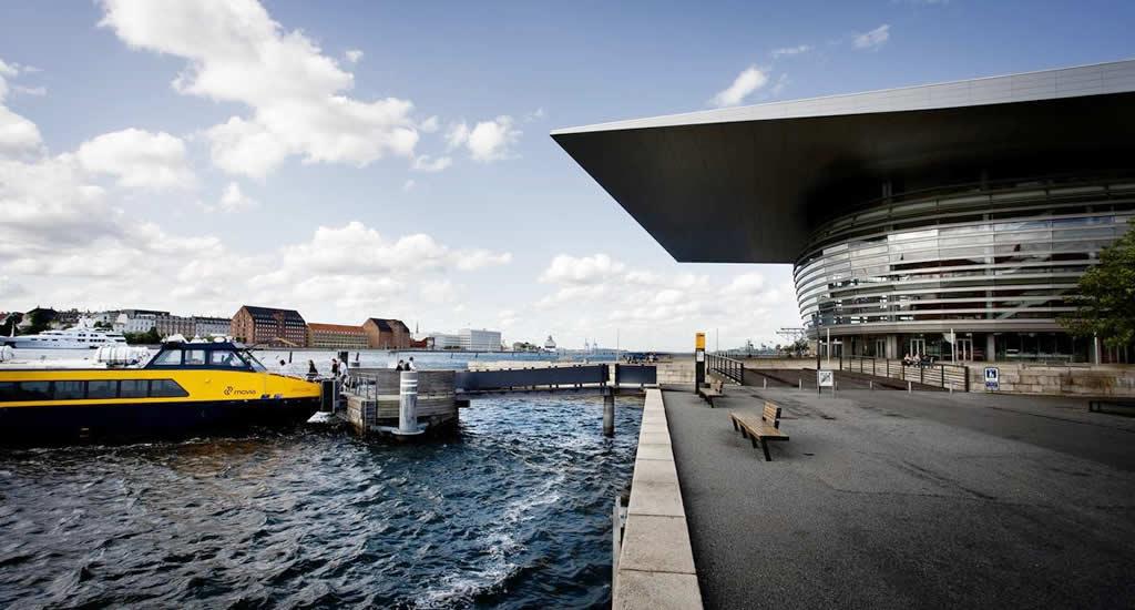 Budgettips Kopenhagen: Harbour Bus   Mooistestedentrips.nl