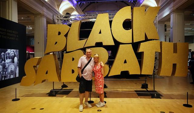 Black Sabbath Exhibition at The Birmingham Museum & Art Gallery