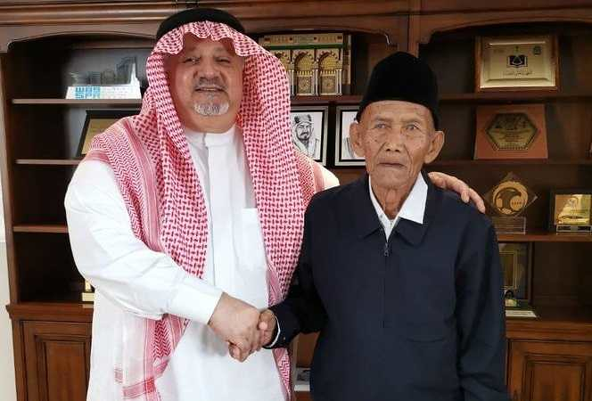5256 King Salman Indonesian grandfather to perform Hajj 01