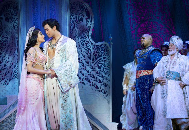 Aladdin Singapore Jasmine