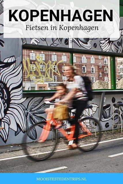 Fietsen in Kopenhagen, ondek Kopenhagen langs het water | Mooistestedentrips.nl