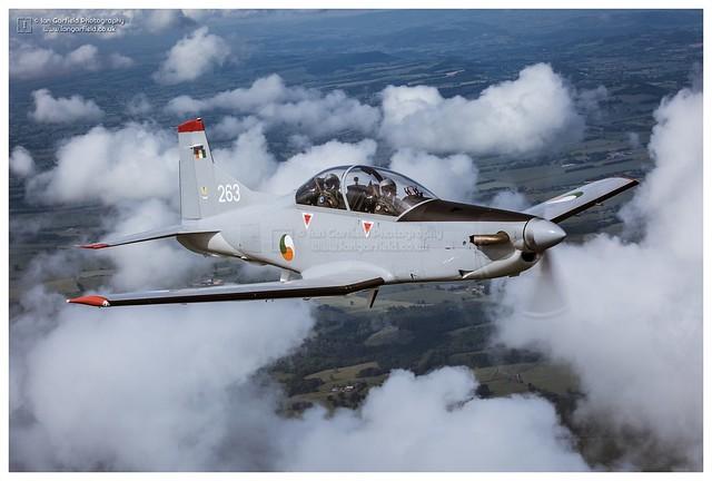 Irish Air Corps PC-9M