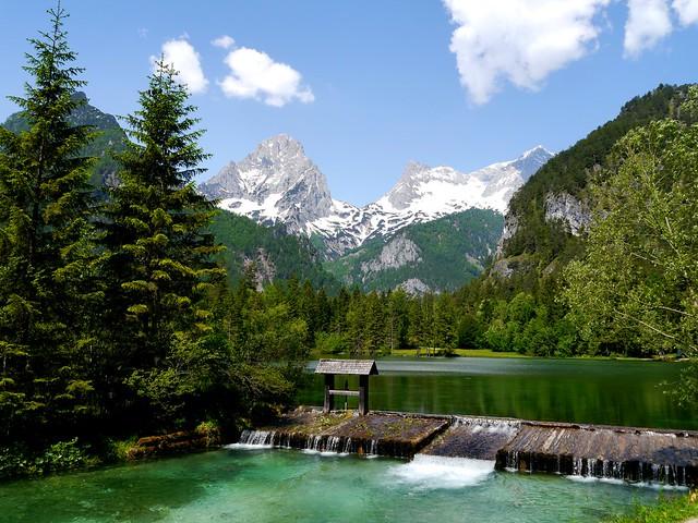 Schiederweiher / Schieder's Pond
