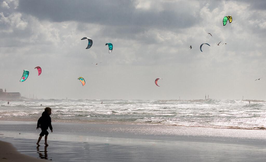 Kid and Kites
