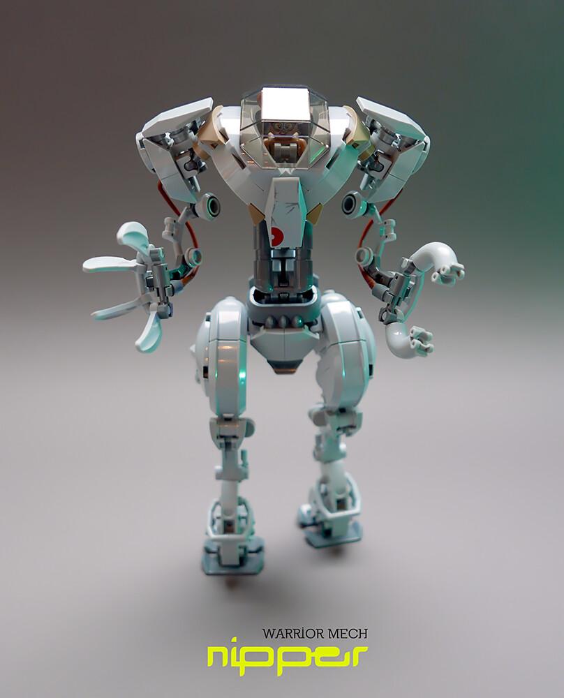 Nipper LEGO MOC