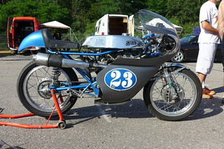 Seeley Ducati 350cc OHC