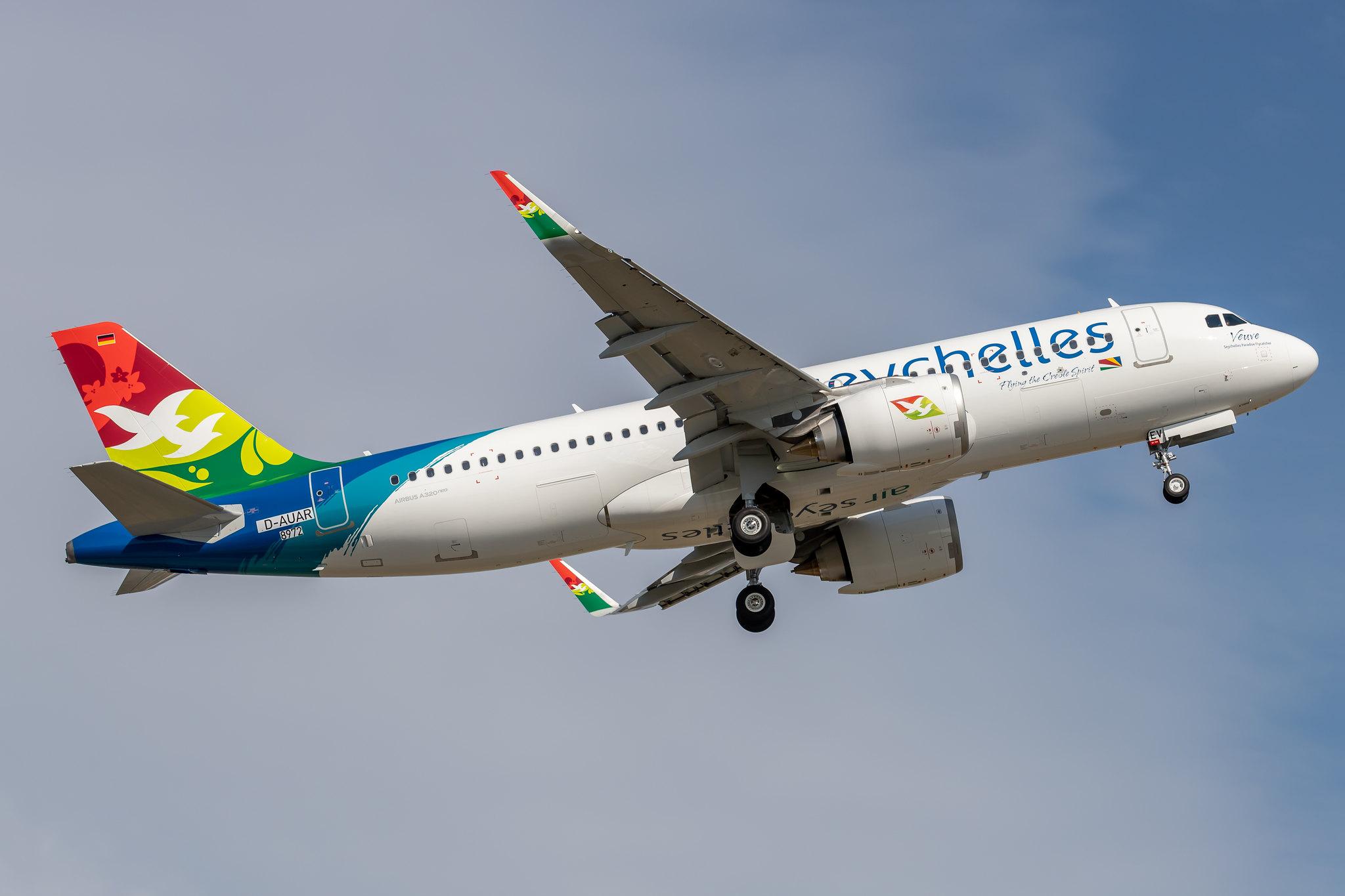 Resultado de imagen para air seychelles A320neo