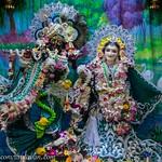 ISKCON Vrindavan Deity Darshan 26 July 2019