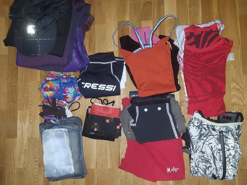 ropa y calzado para indonesia que llevamos desde casa