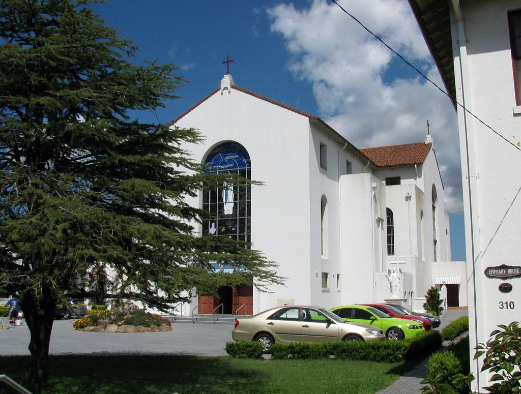 Our Lady of Lourdes Catholic Church, Earlwood, Sydney, NSW.