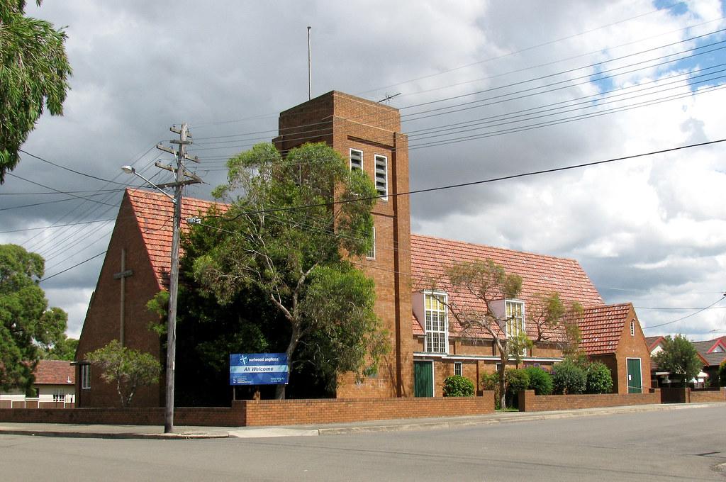 Anglican Church, Earlwood, Sydney, NSW.