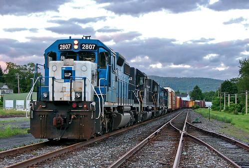 nysw susquehanna su99 depositny emd sd382 llpx southerntierline train railfan railroad