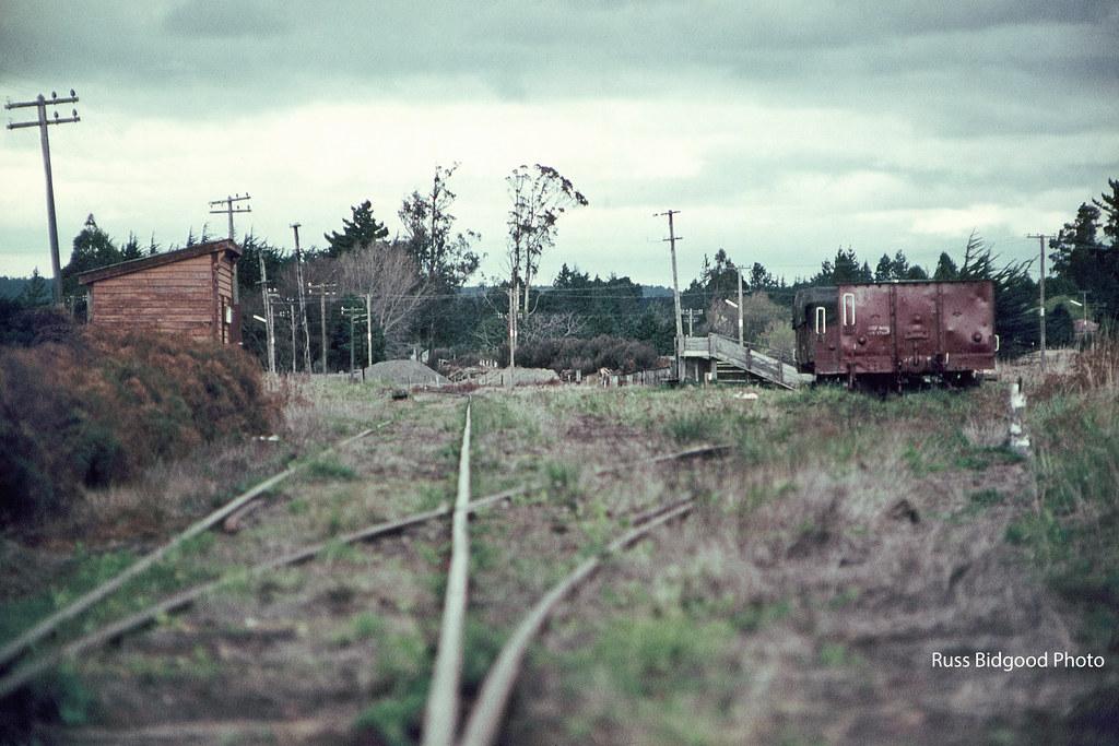 New Zealand Railways 292
