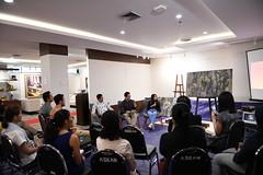 Artist Talk - ASEAN Artist Residency Programme