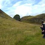 Viewing the Sycamore Gap