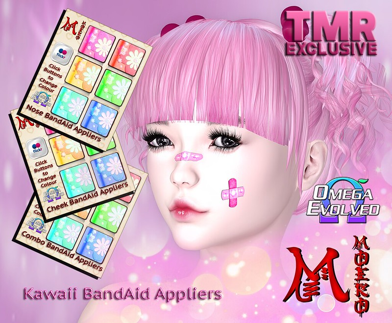 MOEKO Kawaii BandAid Appliers Ad