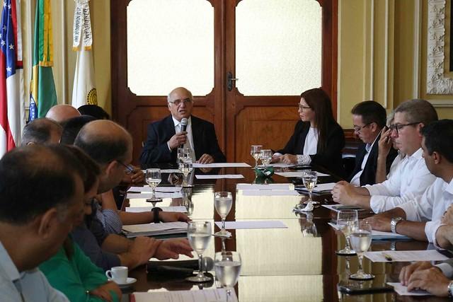 25.07.19 Reunião com CMGE - Planejamento estratégico Manaus 2030 .