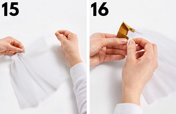 Swan DIY STEPS 15 16